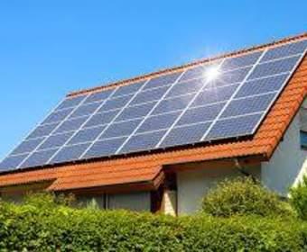 Солнечные батареи для дачи