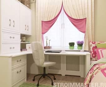 Детская комната: шторы или жалюзи?