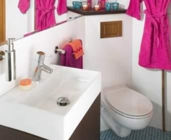 Ремонт ванны, совмещенной с туалетом: этапы, нюансы, дизайн, материалы