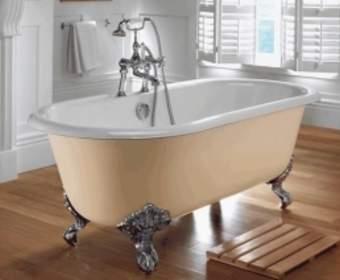 Какие бывают ванны