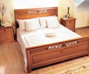 Тонкости подбора деревянной кровати