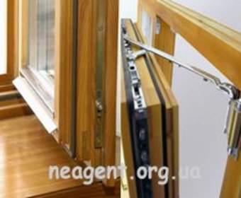 Преимущества установки деревянных окон