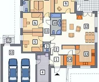 Какую площадь помещений выбрать для строительства дома