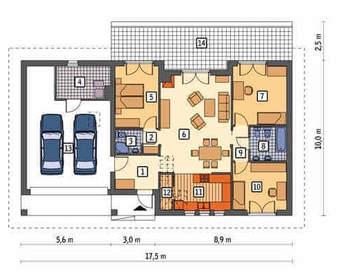 Нормы и правила планировки частного дома, коттеджа