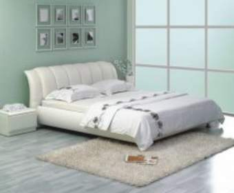 Кровать - важный предмет мебели в интерьере