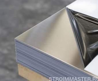 Металлический лист и изделия из металла. Их виды и особенности