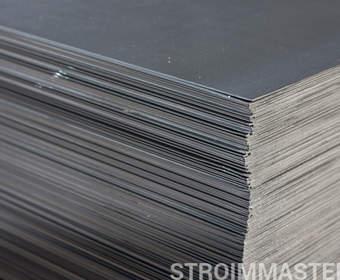 Лист стальной. Виды и свойства