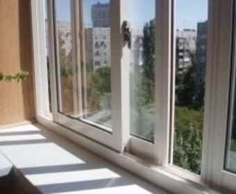 Металлопластиковые окна во Львове