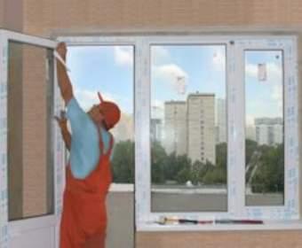 Несколько слов о том, как установить металлопластиковые окна