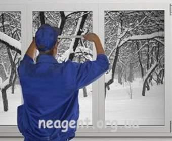 Можно ли устанавливать пластиковые окна в мороз?