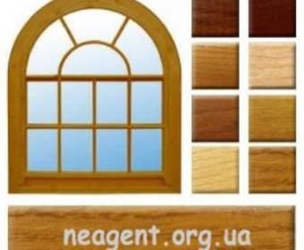 Пластиковые окна: современный дизайн