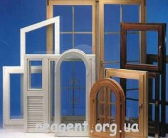 Окна из пластика в интерьере