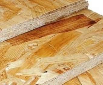 Современные материалы на основе древесины и древесных отходов