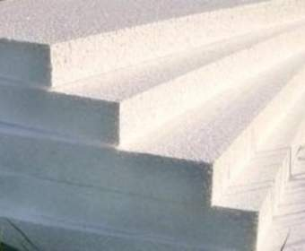 Пінопласт і газоблок в будівництві