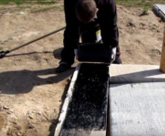Правильная гидроизоляция фундамента: виды и технологии