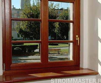 Преимущества деревянных окон по сравнению с пластиковыми