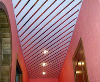 Реечный потолок: расчет, разметка, сборка, нюансы