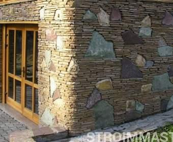 Природные материалы для отделки жилья