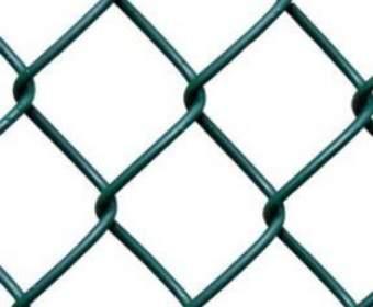 Сетка рабица - оптимальный вариант ограждения частной территории