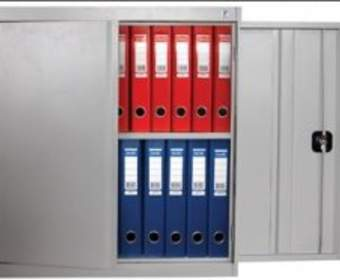 Металлические архивные шкафы