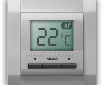 Пример подключения терморегулятора теплого пола