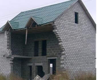Минимальная толщина стены из кирпича или блоков