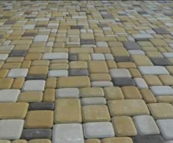 Разнообразие тротуарной плитки