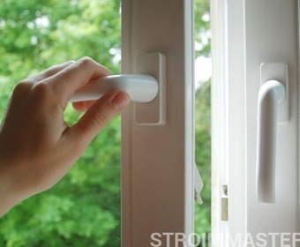 Как ухаживать за пластиковым окном