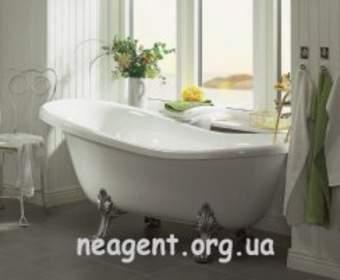 Ванна: рекомендации по выбору
