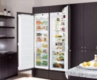 Что представляют собой встраиваемые холодильники и каковы их преимущества