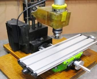 Как сделать самодельный фрезерный станок по металлу своими руками?