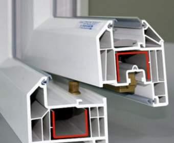 Выбор оконного профиля: материалы, конструкции, сравнение, производители