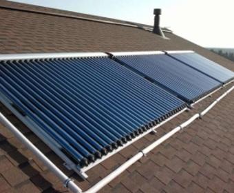 Вакуумный солнечный коллектор: цена, которая соответствует качеству