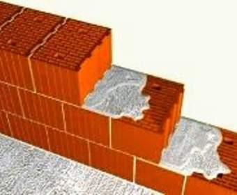 Теплый легкий кладочный раствор для кладки стен из блоков