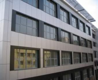 Монтаж вентилируемых фасадов. Композитные панели