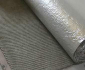 Изоляция МБОР (материал базальтовый огнезащитный рулонный) от компании «БОС» в Казани