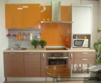 Мебель LORENA - устройство интерьера маленькой кухни