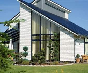 Самые распространённые виды крыш по конструкции
