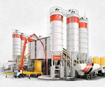 Завод «ПБД» — ведущий производитель бетона и других строительных смесей