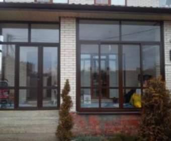 Установка окон. Металлопластиковые окна