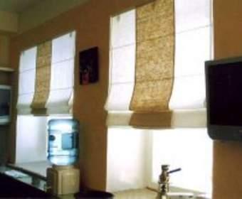 Римские шторы в Севастополе - уникальный стиль, простота и удобство!