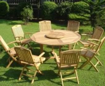 Какой должна быть мебель для сада и дачи?