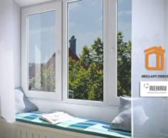 Чем же так хороши пластиковые окна Rehau?