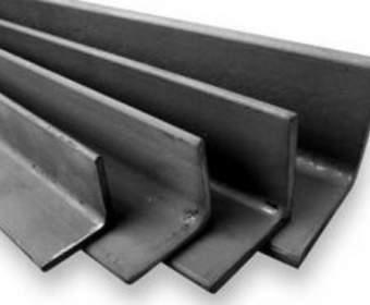 Уголок стальной для строительства – виды и их характеристики